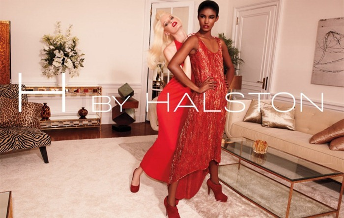 CAMPAIGN Caroline Winberg & Sessilee Lopes for H by Halston Fall 2011 by David Roemer. Elizabeth Sulcer, www.imageamplified.com, Image Amplified (1)