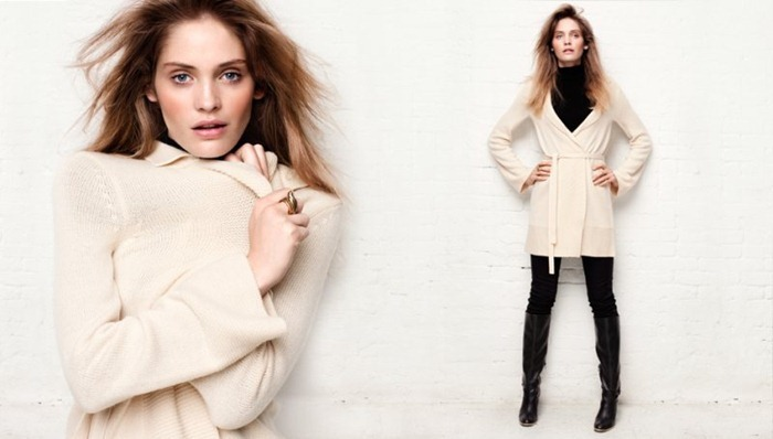 CAMPAIGN Freja Beha Erichsen & Heidi Mount for H&M New Silhouettes Collection. www.imageamplified.com, Image Amplified (6)
