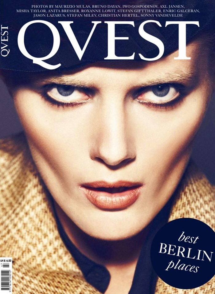 QVEST MAGAZINE Sanne Nijhof by Enric Galceran. Dixi Romano, September 2011, www.imageamplified.com, Image Amplified (9)