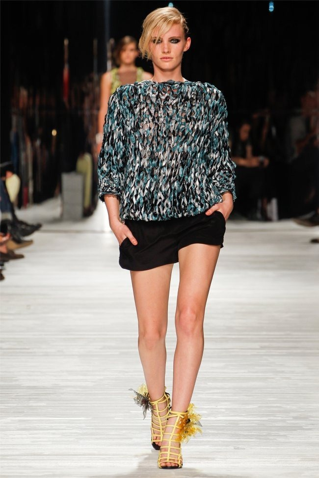 MILAN FASHION WEEK Iceberg Spring 2012. www.imageamplified.com, Image Amplified (29)