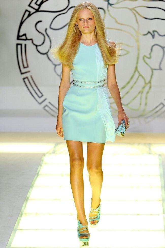 MILAN FASHION WEEK Versace Spring 2012. www.imageamplified.com, Image Amplified (24)