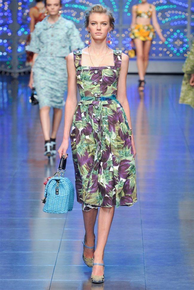 MILAN FASHION WEEK Dolce & Gabbana Spring 2012. www.imageamplified.com, Image Amplified (14)