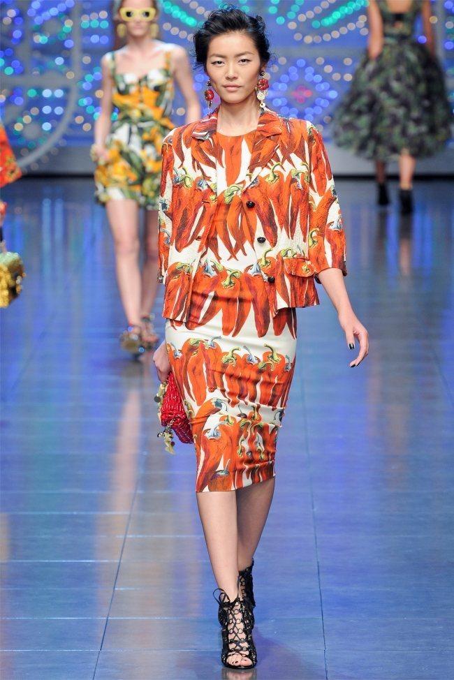 MILAN FASHION WEEK Dolce & Gabbana Spring 2012. www.imageamplified.com, Image Amplified (20)