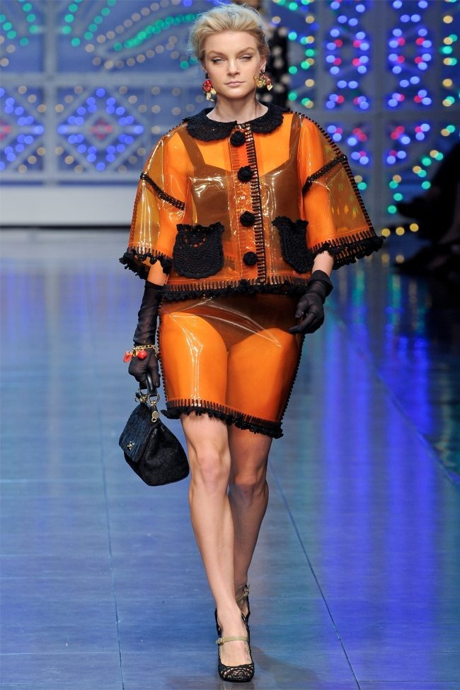 MILAN FASHION WEEK Dolce & Gabbana Spring 2012. www.imageamplified.com, Image Amplified (49)