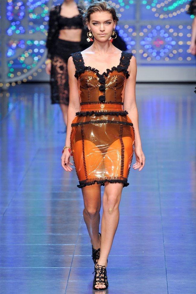 MILAN FASHION WEEK Dolce & Gabbana Spring 2012. www.imageamplified.com, Image Amplified (51)
