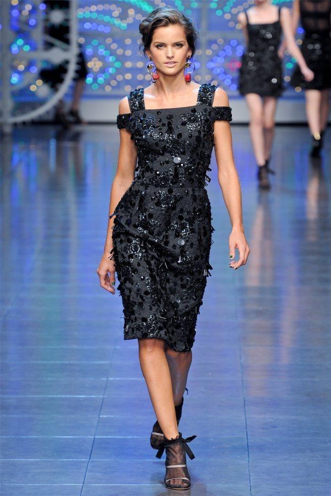 MILAN FASHION WEEK Dolce & Gabbana Spring 2012. www.imageamplified.com, Image Amplified (64)