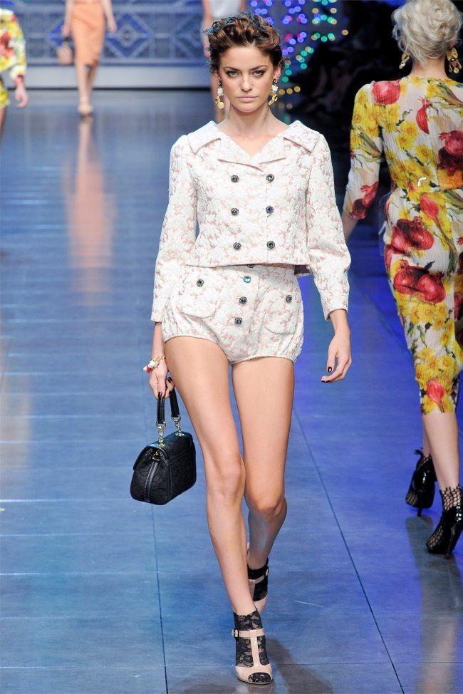 MILAN FASHION WEEK Dolce & Gabbana Spring 2012. www.imageamplified.com, Image Amplified (31)