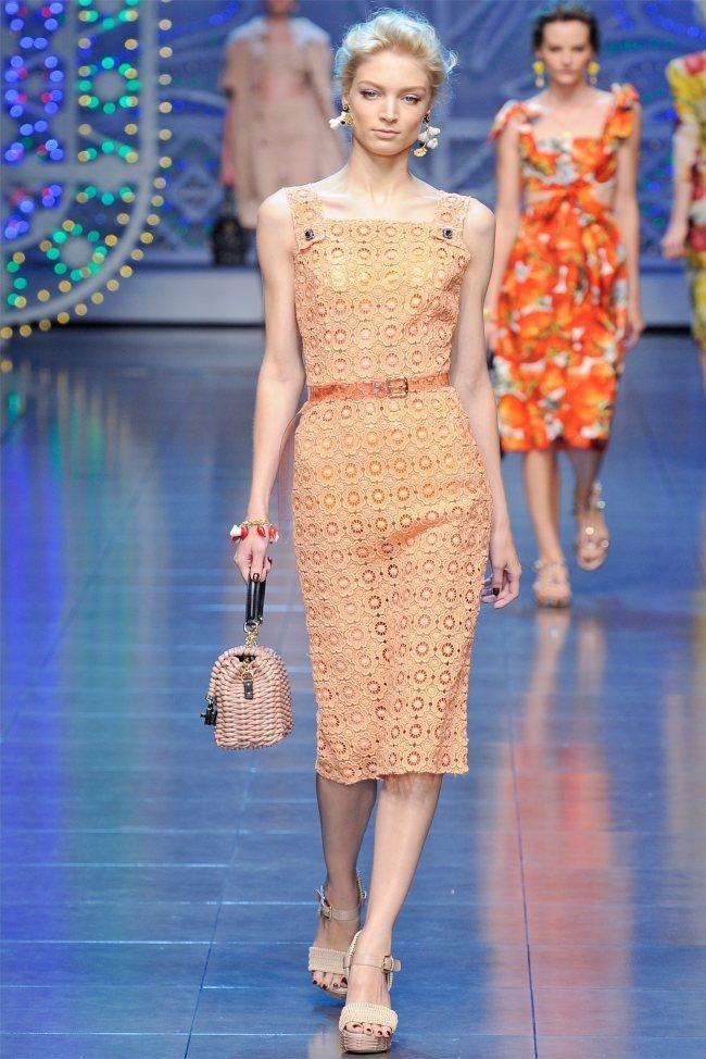 MILAN FASHION WEEK Dolce & Gabbana Spring 2012. www.imageamplified.com, Image Amplified (33)