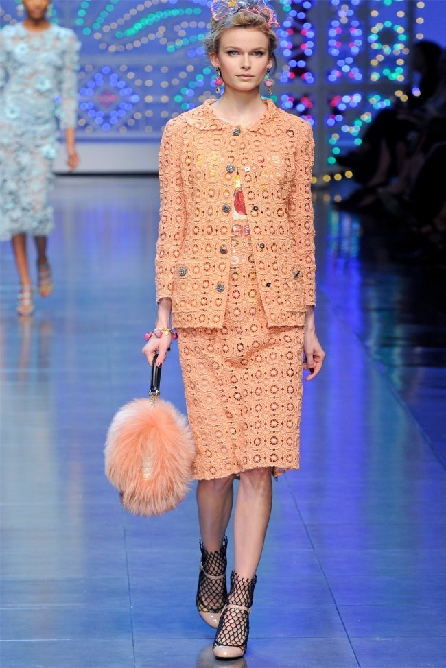 MILAN FASHION WEEK Dolce & Gabbana Spring 2012. www.imageamplified.com, Image Amplified (36)