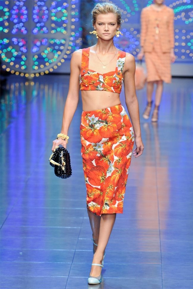 MILAN FASHION WEEK Dolce & Gabbana Spring 2012. www.imageamplified.com, Image Amplified (37)