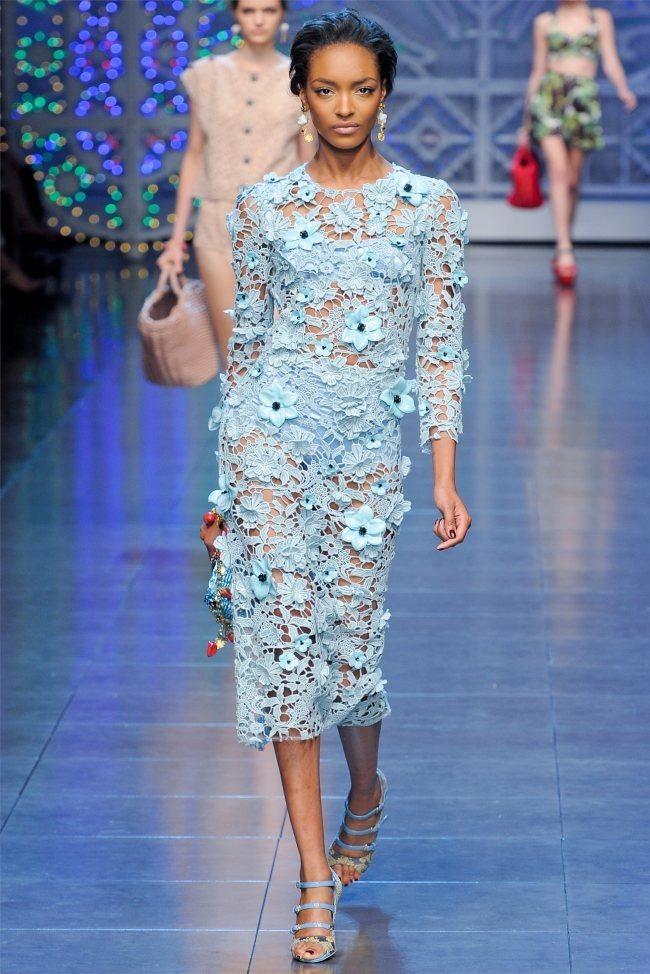 MILAN FASHION WEEK Dolce & Gabbana Spring 2012. www.imageamplified.com, Image Amplified (38)