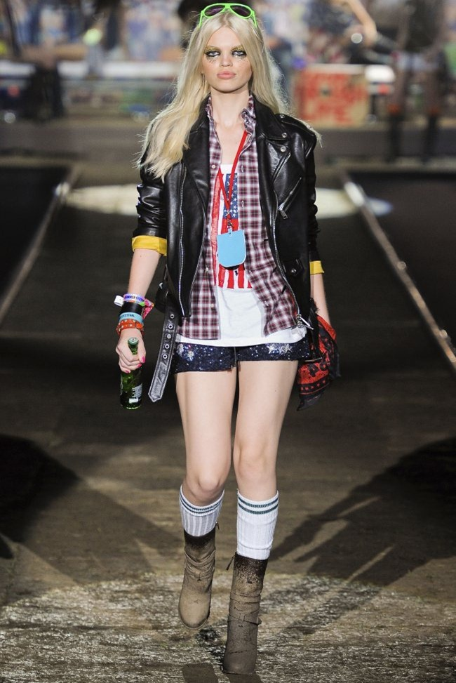 MILAN FASHION WEEK DSquared2 Spring 2012. www.imageamplified.com, Image Amplified (1)