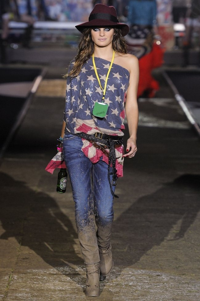 MILAN FASHION WEEK DSquared2 Spring 2012. www.imageamplified.com, Image Amplified (11)