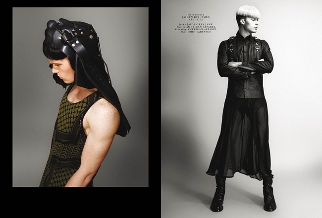 DORIAN MAGAZINE Rory & Tommy in Heretic by Enokae. Fernando torres, www.imageamplified.com, Image Amplified (2)