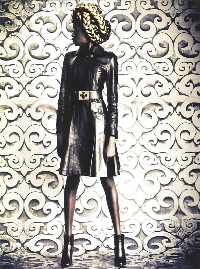 ANOTHER MAGAZINE Ajak Deng by Paolo Roversi. Cathy Edwards, Fall 2011, www.imageamplified.com, Image Amplified (3)
