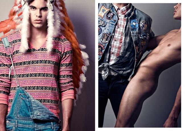 FEATURED MODELS Abel Roda & Borja Navarro in Fashion Hooker by Erion Hegel Kross. Arturo Laso Martinez, www.imageamplified.com, Image Amplified (5)