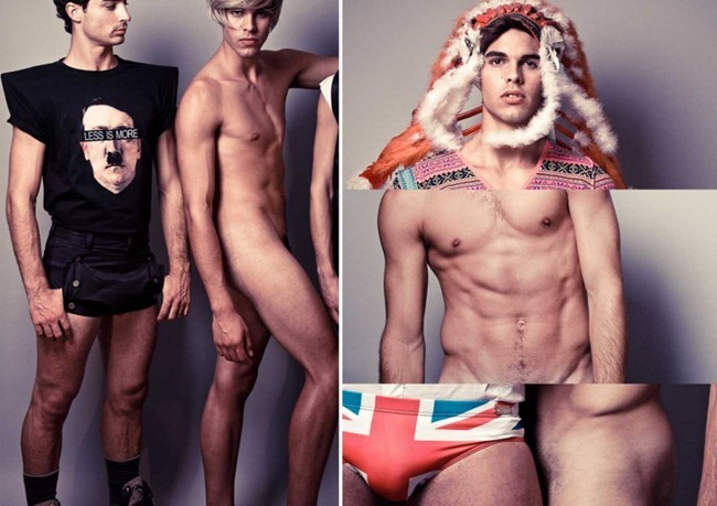FEATURED MODELS Abel Roda & Borja Navarro in Fashion Hooker by Erion Hegel Kross. Arturo Laso Martinez, www.imageamplified.com, Image Amplified (10)