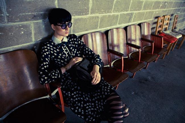 125 MAGAZINE Pauline Van der Cruysse by Yossi Michaeli. Martha Violante, www.imageamplified.com, Image Amplified (2)