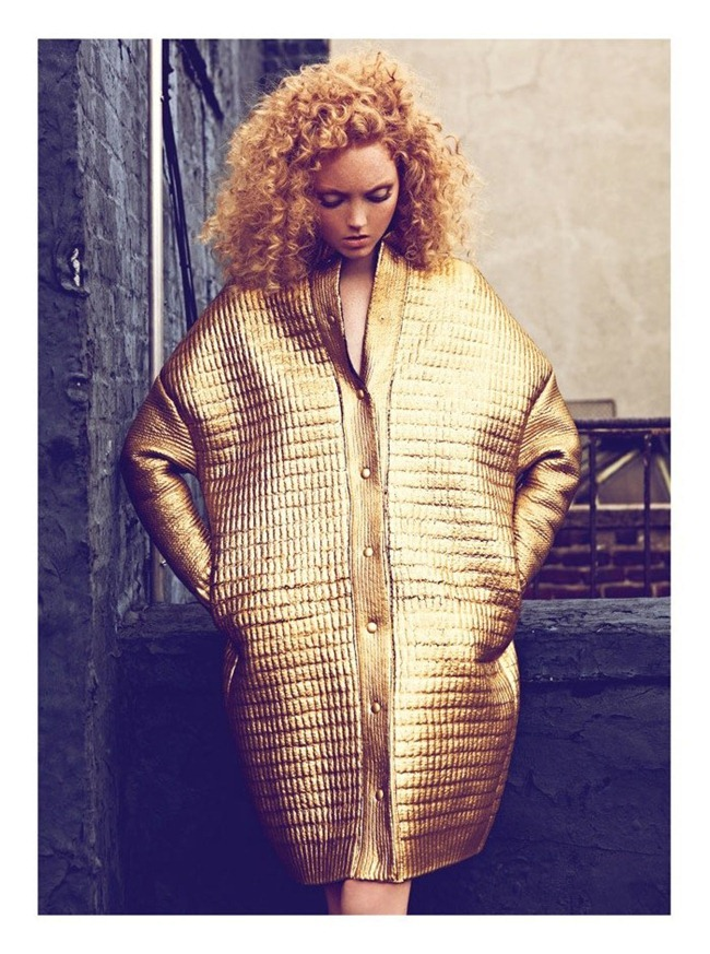 HARPER'S BAZAAR TURKEY Lily cole by Koray Birand. October 2011, Isabel Dupre, www.imageamplified.com, Image Amplified (8)