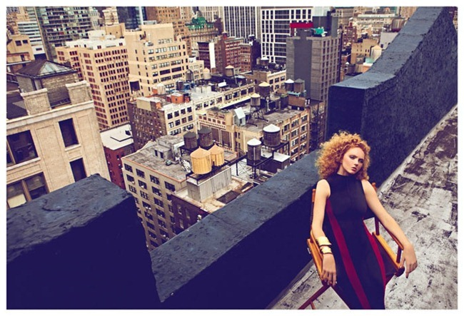 HARPER'S BAZAAR TURKEY Lily cole by Koray Birand. October 2011, Isabel Dupre, www.imageamplified.com, Image Amplified (2)