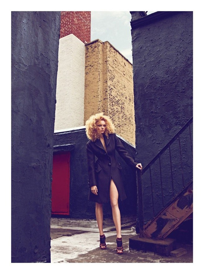 HARPER'S BAZAAR TURKEY Lily cole by Koray Birand. October 2011, Isabel Dupre, www.imageamplified.com, Image Amplified (4)
