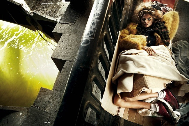 ANTIDOTE MAGAZINE Magdalena Frackowiak in Lost in Translation by Giampaolo Sgura. Fall 2011, Belén Casadevall, www.imageamplified.com, Image Amplified (5)