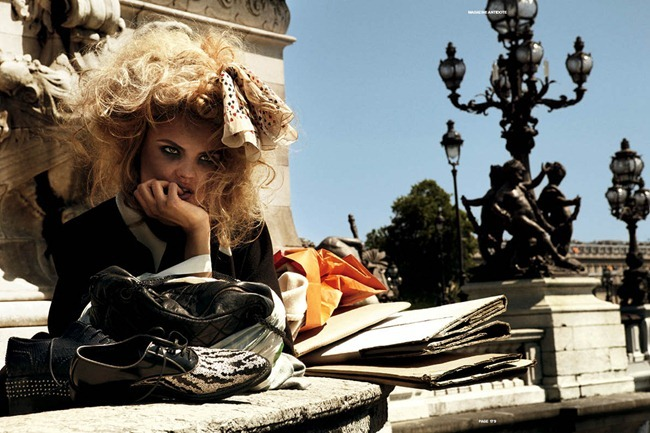 ANTIDOTE MAGAZINE Magdalena Frackowiak in Lost in Translation by Giampaolo Sgura. Fall 2011, Belén Casadevall, www.imageamplified.com, Image Amplified (6)