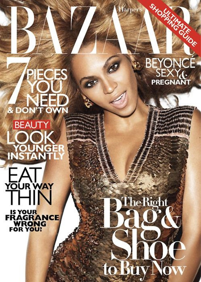 HARPER'S BAZAAR MAGAZINE Beyonce by Terry Richardson. www.imageamplified.com, Image Amplified (5)