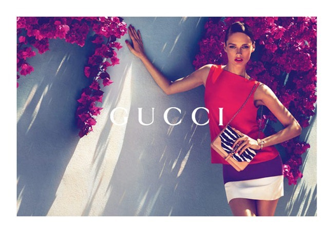 CAMPAIGN karmen Pedaru & Lenz von Johnston for Gucci Cruise 2012 by Mert & Marcus. www.imageamplified.com, Image Amplified (4)