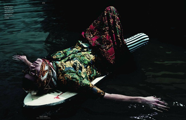 VOGUE HOMME INTERNATIONAL Simone Nobili in Teen Spirit by Willy Vanderperre. Panos Yiapanis, Fall 2011, www.imageamplified.com, Image Amplified (13)
