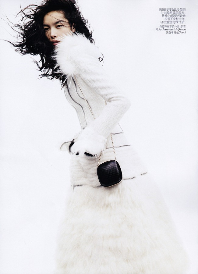 VOGUE CHINA- Fei Fei Sun in &%Black & White&% by Josh Olins. Alastair McKim, November 2011, www.imageamplified.com, Image Amplified3