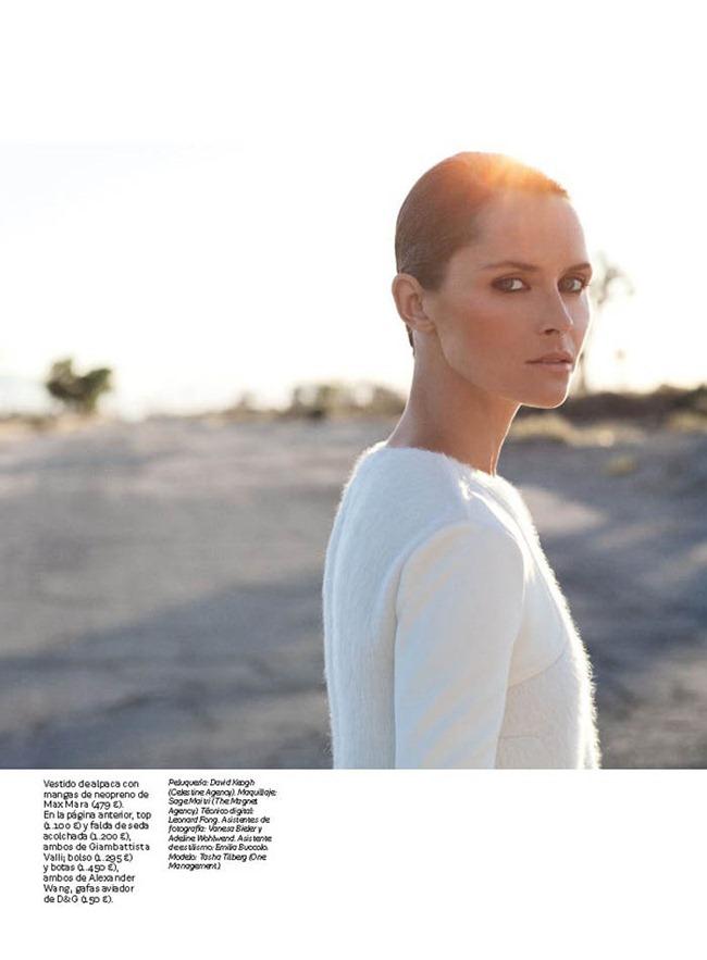 S MODA MAGAZINE- Tasha Tilberg in &%Planeta Blanco&% by Derek Kettela. Isabel Moralejo, www.imageamplified.com, Image Amplified7