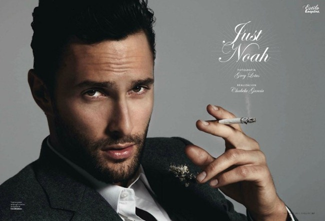 ESQUIRE SPAIN Noah Mills by Greg Lotus. Chabela Garcia, www.imageamplified.com, Image Amplified (5)