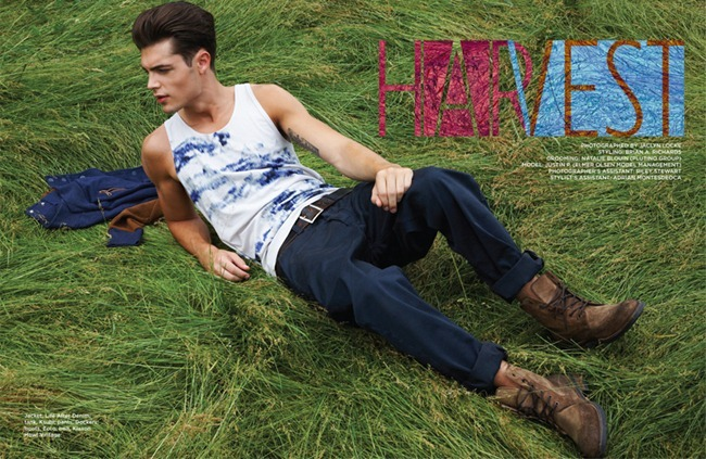 PLAID MAGAZINE Justin P in Harvest Jaclyn Locke. www.imageamplified.com, Image Amplified (4)
