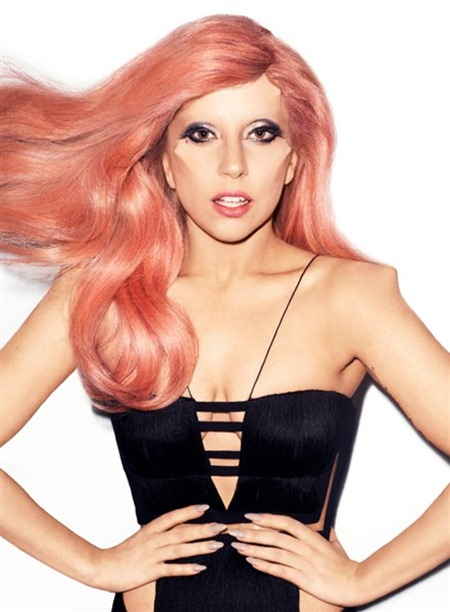HARPER'S BAZAAR MAGAZINE Lady Gaga in Going Gaga by Terry Richardson. May 2011, www.imageamplified.com, Image Amplified (6)