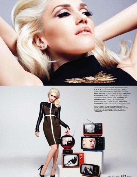 ELLE MAGAZINE Gwen Stefani in the All-Star by Dusan Reljin. Andrea Lieberman, May 2011, www.imageamplified.com, Image Ampilfied (7)