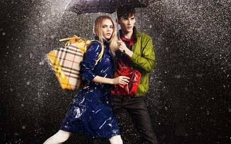 CAMPAIGN Cara Delevingne for Burberry April Showers 2011 by Jacob Sutton. www.imageamplified.com, Image Amplified (4)