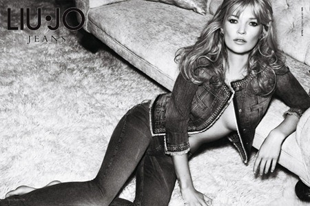 CAMPAIGN Kate Moss for Liu Jo Spring 2011 by Mario Sorrenti. www.iamgeamplified.com, Image Amplified (8)
