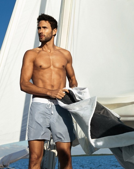 CAMPAIGN Noah Mills for Calzedonia Spring 2011 by Dean Isidro. www.imageamplified.com, Image Amplified (4)