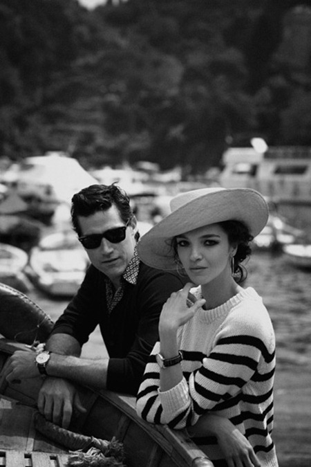 CAMPAIGN Days in Portofino for ICW 2011 by Peter Lindbergh. www.imageamplified.com, Image Amplified (24)
