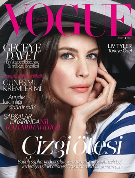 PREVIEW Liv Tyler for Vogue Turkey, May 2011 by Patrick Demarchelier. www.imageamplified.com, Image Amplified