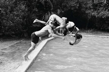 ATTITUDE UK Selfridges Swimwear Portfolio by Mischa Taylor. Summer 2011, Frank Strachan. www.imageamplified.com, Image Amplified (13)