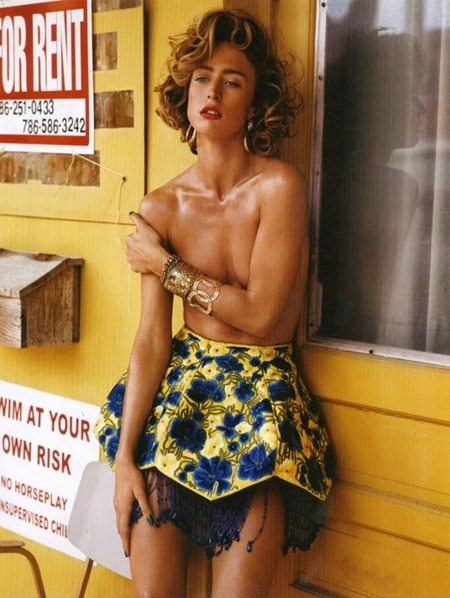 VOGUE UK Raquel Zimmerman in Heat Wave by Josh Olins. www.imageamplified.com, Image Amplified (3)