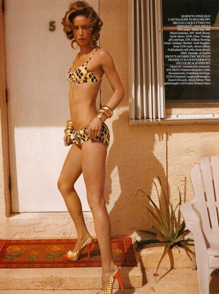 VOGUE UK Raquel Zimmerman in Heat Wave by Josh Olins. www.imageamplified.com, Image Amplified (2)
