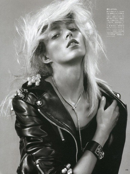 VOGUE NIPPON Anja Rubik in When Punk Meets Funk by Josh Olins. Sissy Vian, June 2011, www.imageamplified.com, Image Amplified (8)