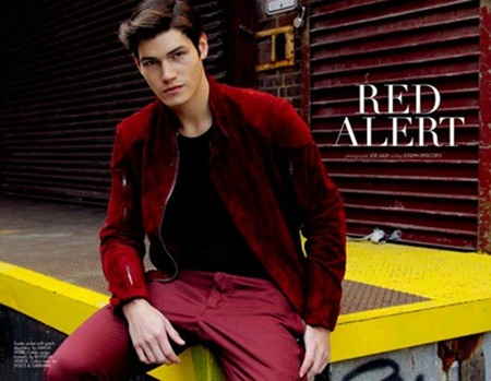 STYLE MEN MAGAZINE Sam Way in Red Alert by Joe Lally. Joseph Episcopo, www.imageamplified.com, Image Amplified (6)