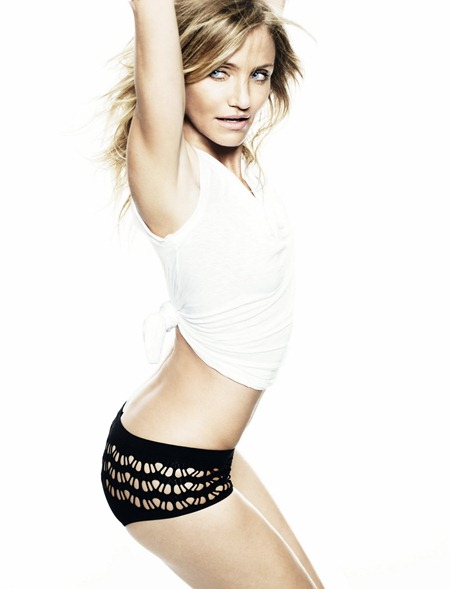 ELLE UK Cameron Diaz in She Who Dares by Jan Welters. June 2011, Sasa Thomann, www.imageamplified.com, Image Amplified (3)