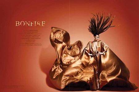WESTEAST MAGAZINE Yasmin le Bon in Bonfire by Cavit Erginsoy. www.imageamplified.com, Image Amplified (1)