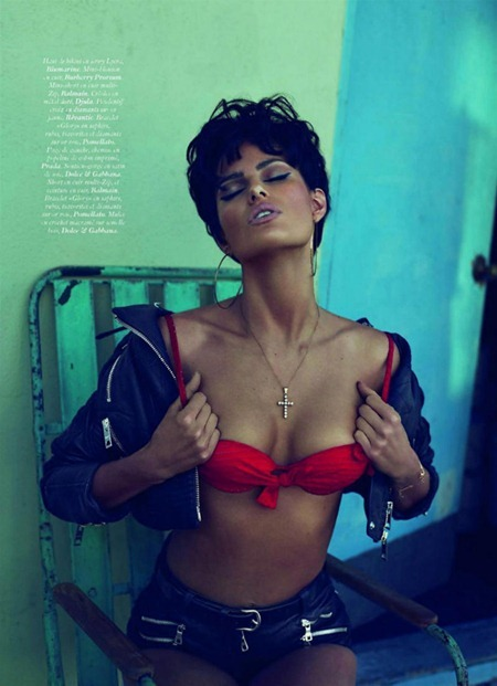 VOGUE PARIS Isabeli Fontana in Canicule by Mert & Marcus. Emmanuelle Alt, June July 2011, www.imageamplified.com, Image Amplified (3)