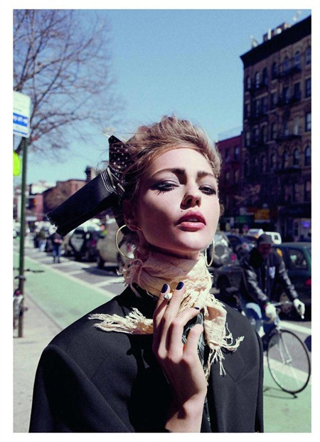 VOGUE PARIS Sasha Pivovarova by Inez & Vinoodh. June July 2011, Joe McKenna, www.imageamplified.com, Image Amplified (5)